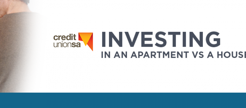 Investing in an apartment versus a house
